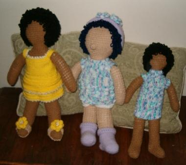 AG Doll Crochet Patterns AG Doll Crafts